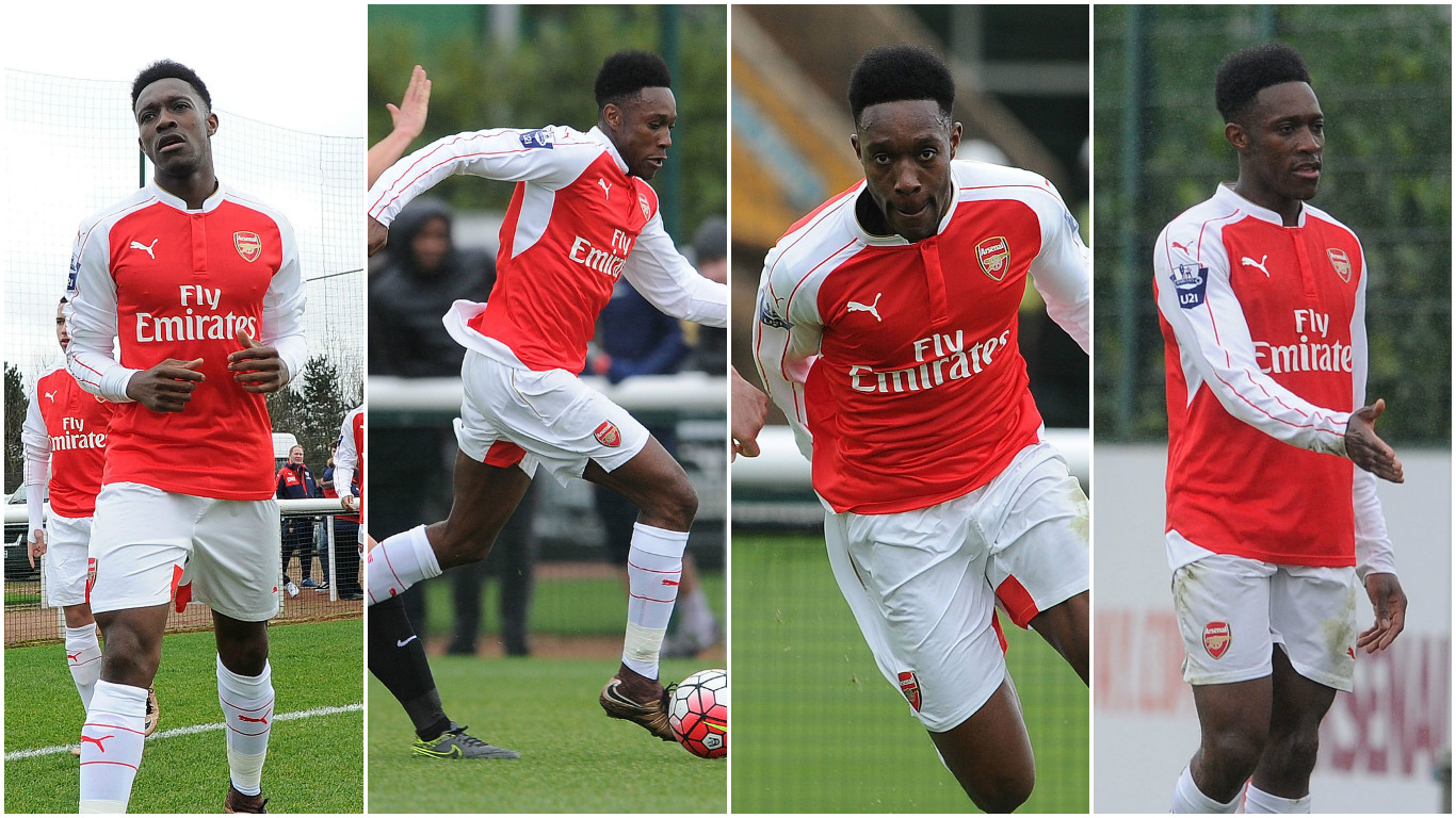 Welbeck lasted an hour for the Under 21's. (Picture: Getty)