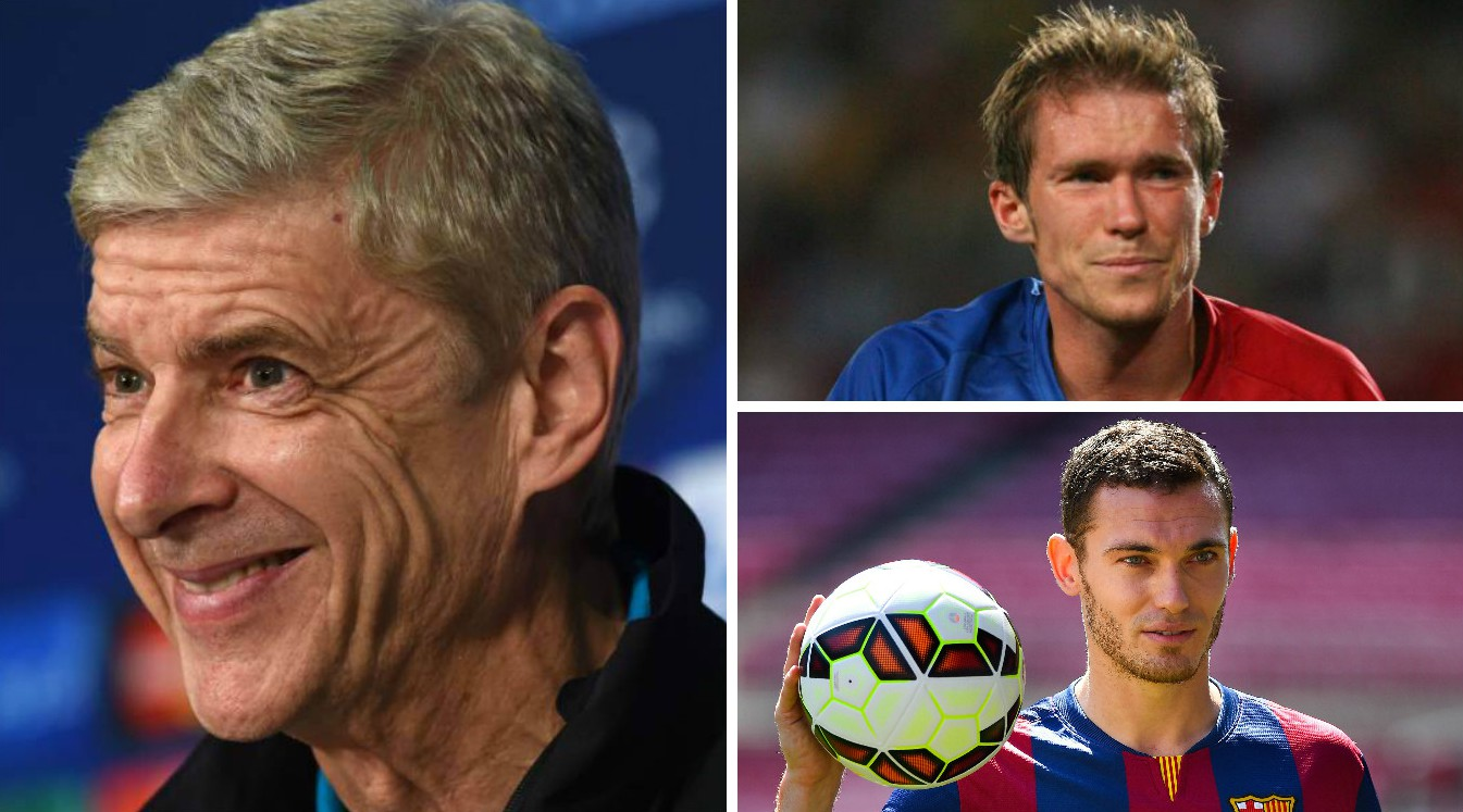 Five times Arsenal embarrassed Champions League opponents Barcelona in the transfer market