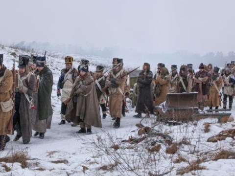 8 times the War And Peace finale was an epic emotional event
