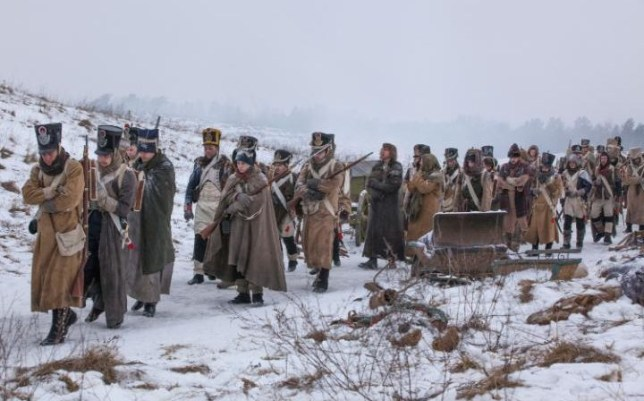 8 times the War And Peace finale was an epic emotional event   Metro News