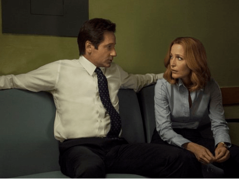 The X Files return brings the best ratings to Channel 5 in over a year