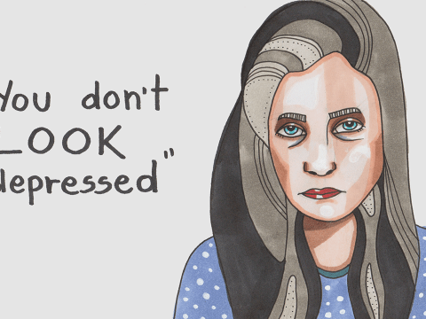 The #WhatYouDontSee Twitter trend sheds a light on what depression is really like