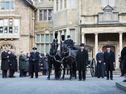 Someone's getting killed off in the Call The Midwife series finale – but nobody's saying who
