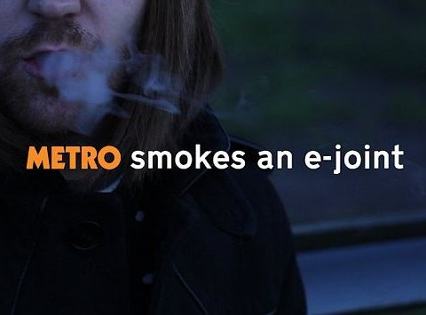 This is what happened when Metro.co.uk tried an e-joint*