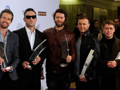 Robbie Williams 'agrees to rejoin' Take That for 25th anniversary tour