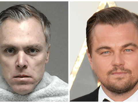 Leonardo DiCaprio's stepbrother 'is on the run from police'