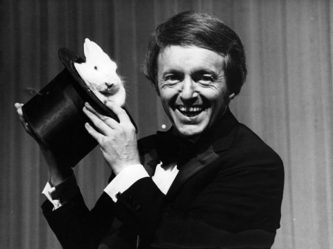Paul Daniels was conjuring tricks until his last moments, according to his son