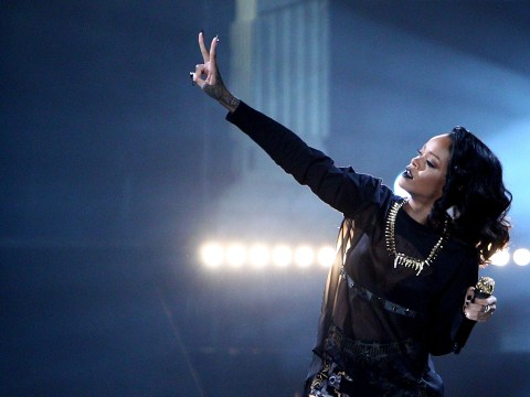 Rihanna pays tribute to victims of Brussels bombings during Anti World Tour