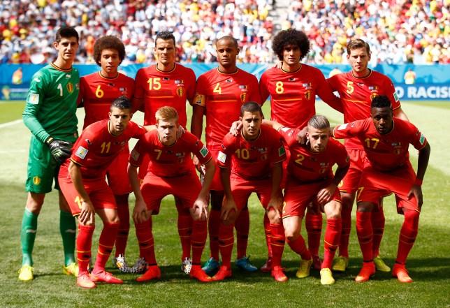 Skuat pd1986 belgia skuat belgia pada piala dunia fifa 1986,. Belgium attack: National football team cancel training ...