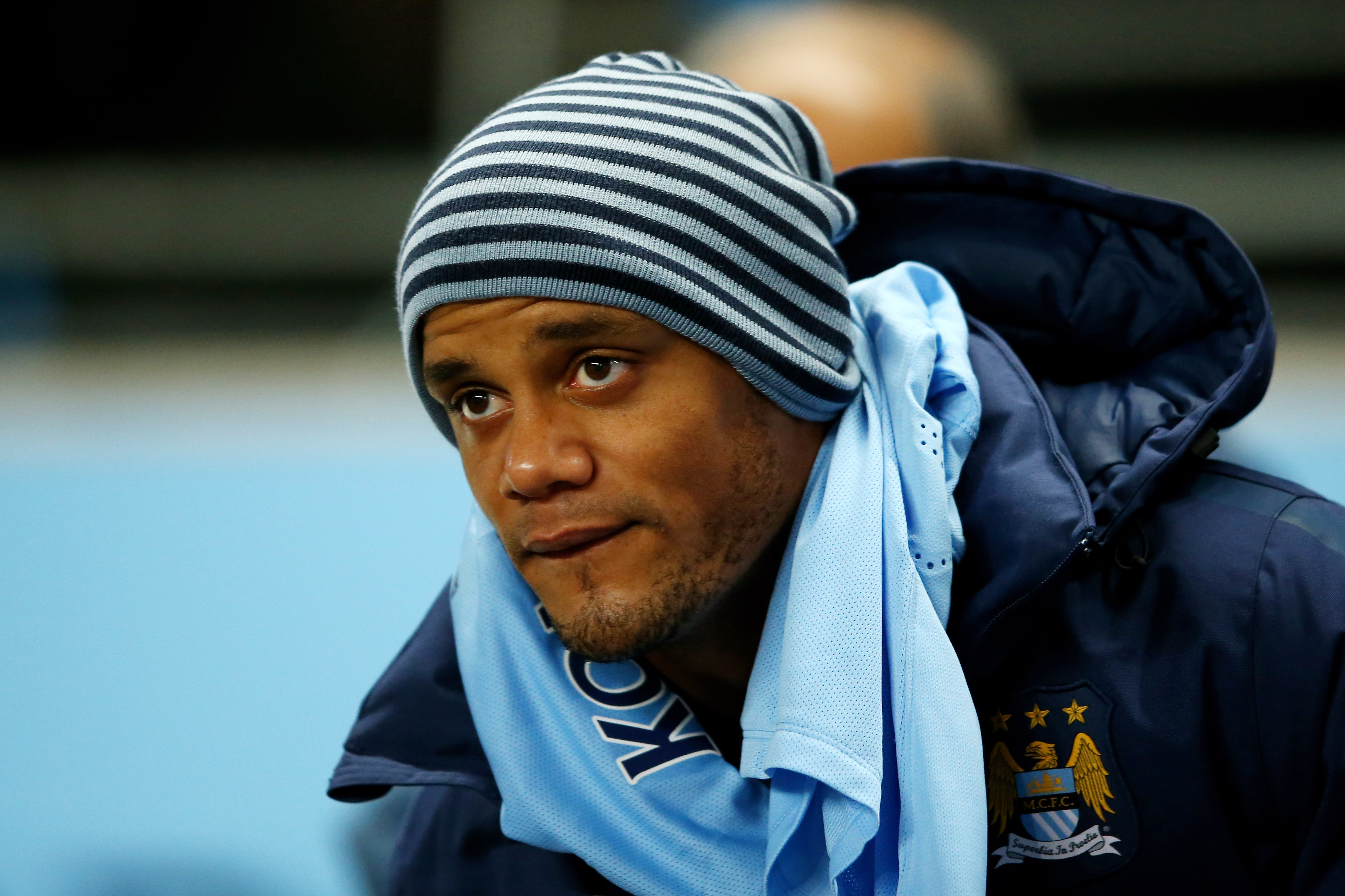 Arsenal must do everything possible to sign Manchester City's Vincent Kompany