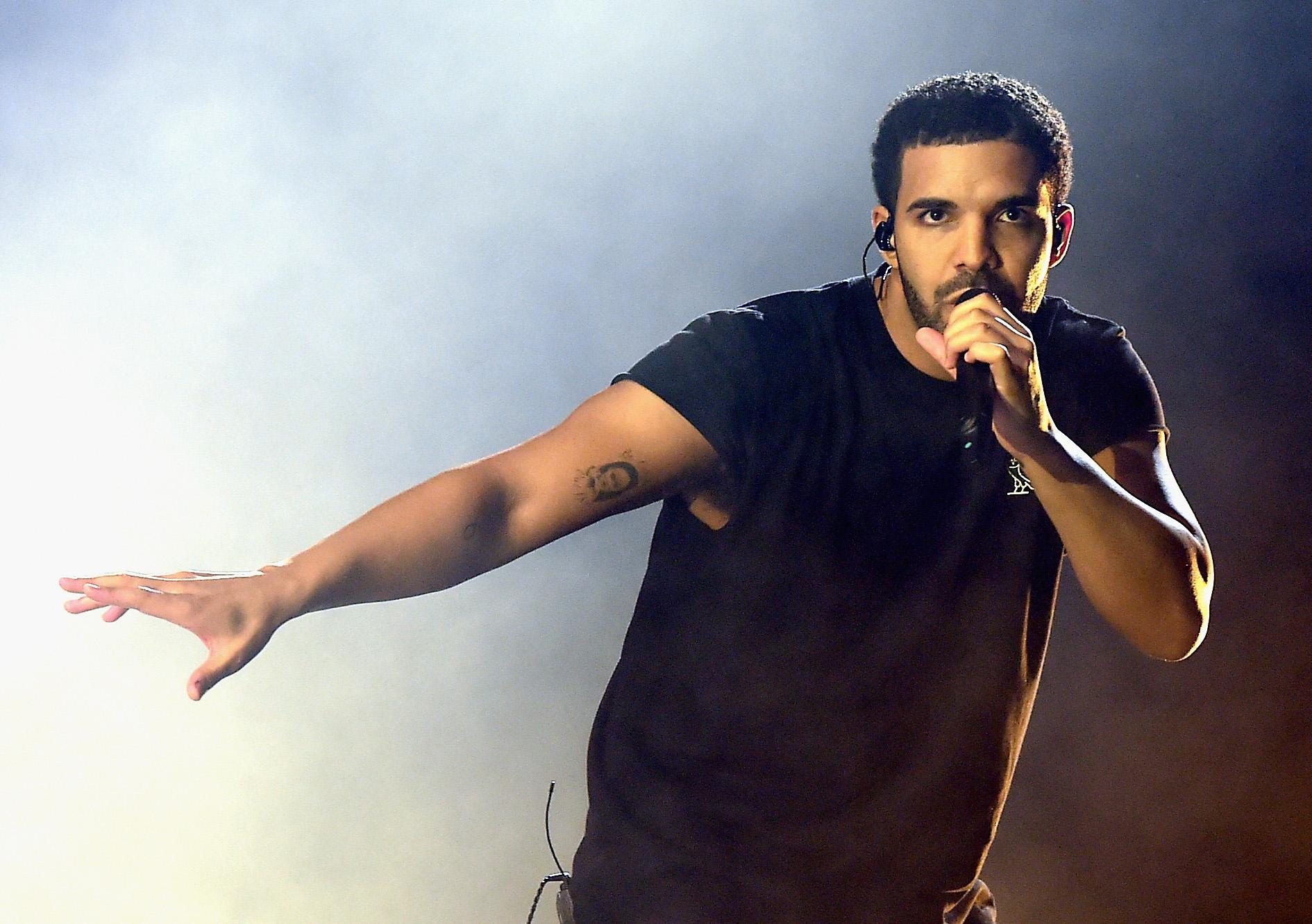 Drake is working on series 3 of Top Boy with Skepta