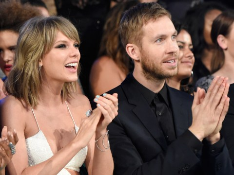 Calvin Harris and Taylor Swift celebrate one year anniversary in the cutest way