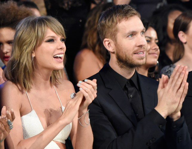 Taylor Swift and Calvin Harris were together for 15 months (Picture: WireImage)