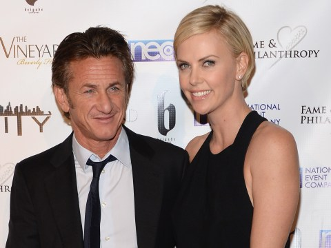 Charlize Theron denies 'ghosting' Sean Penn, says she 'doesn't know what ghosting is'