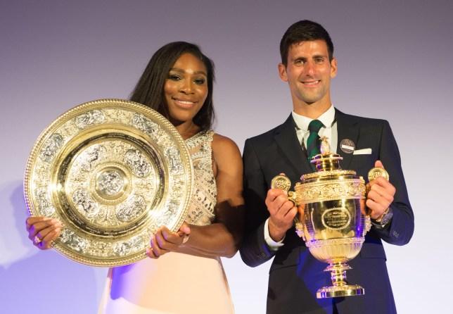 Serena Williams And Novak Djokovic Joke About Plans For Super Doubles Team Metro News