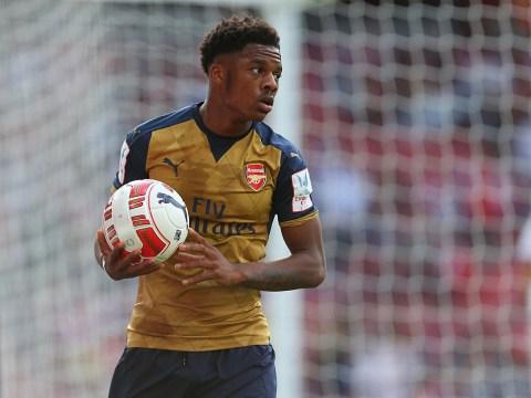 I want to break into Arsenal's first team next season, reveals Chuba Akpom