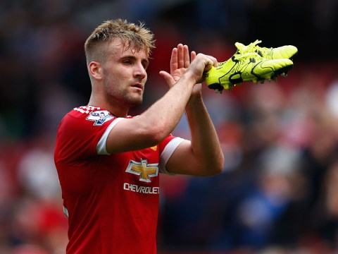 Luke Shaw expected to make Manchester United return in early May