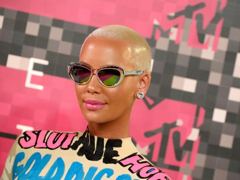 Amber Rose has waded into the ongoing Kanye West V Taylor Swift feud