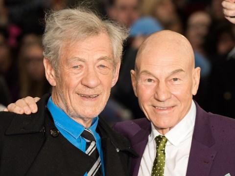 Patrick Stewart and Ian McKellen team up for No Man's Land UK tour