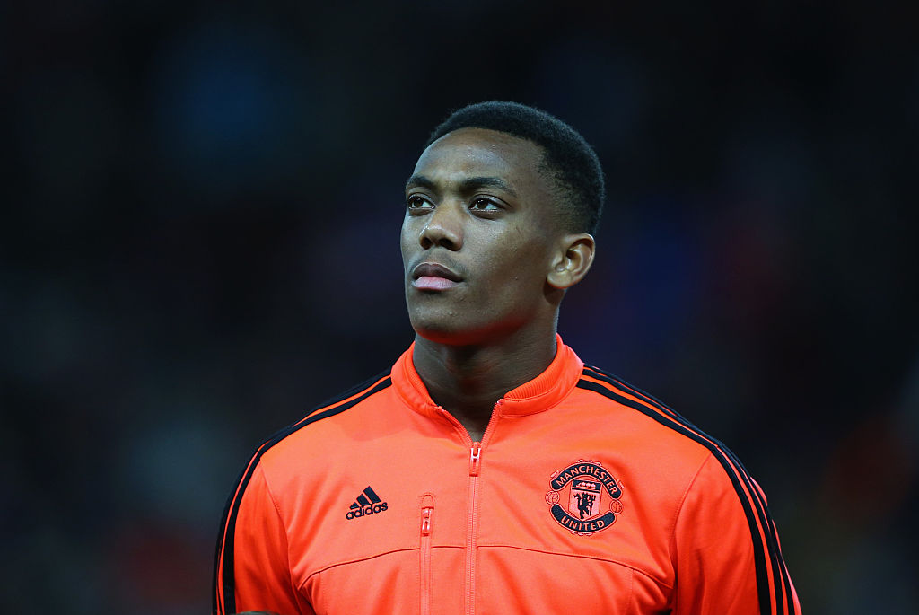 Anthony Martial insists he wants to stay at Manchester United amid Paris Saint-Germain transfer rumours
