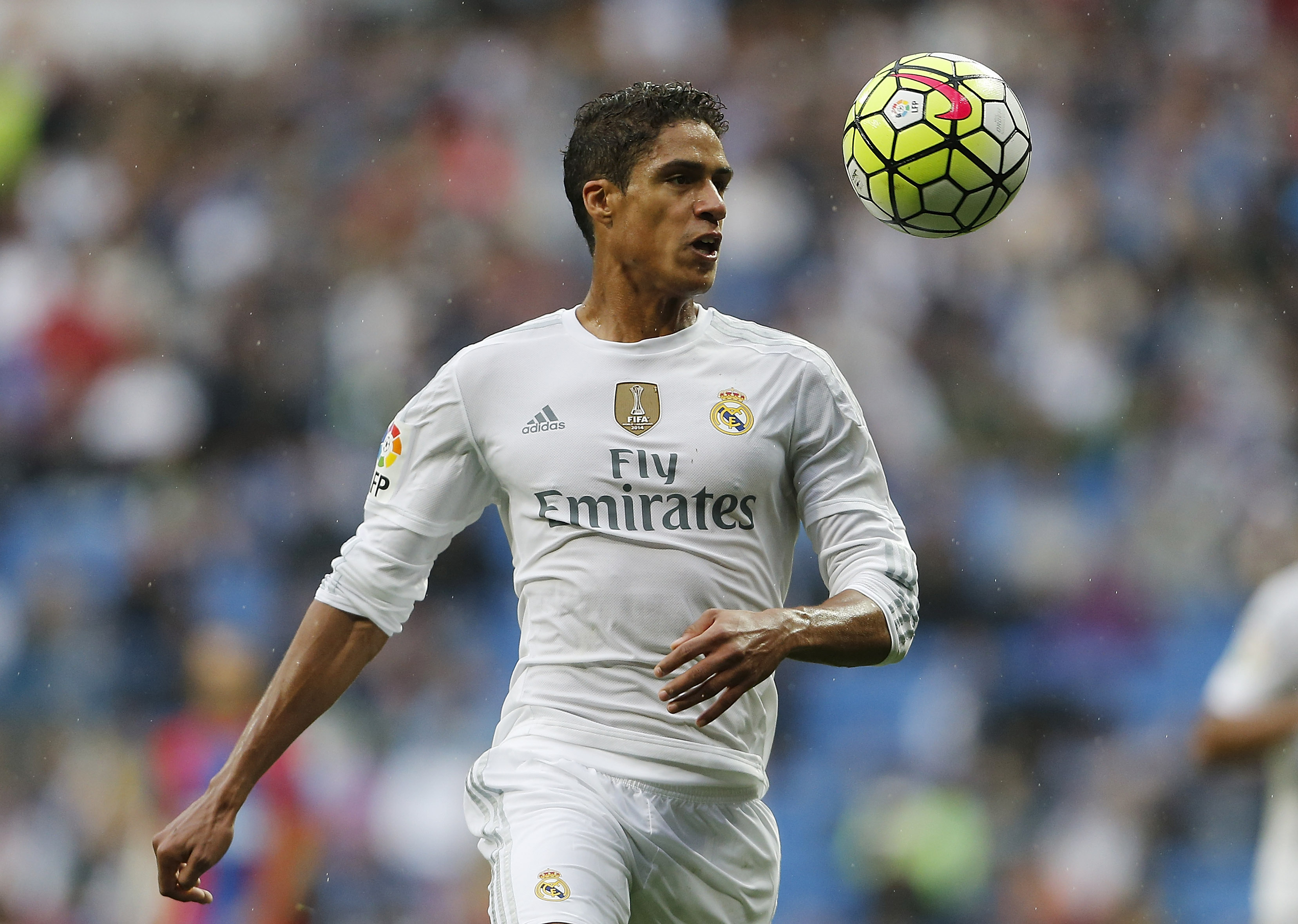 Rumour: Manchester United transfer target Raphael Varane being forced out of Real Madrid