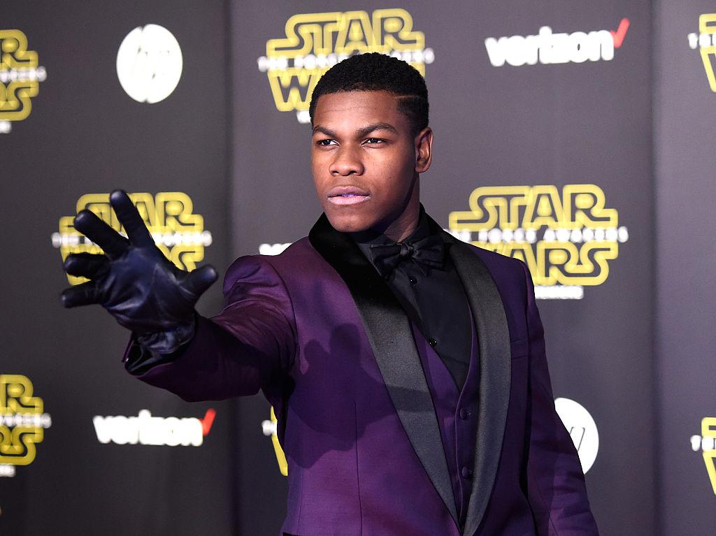 Star Wars: Episode VIII – John Boyega teases the new 'star' of Episode 8