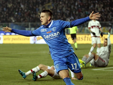 Liverpool will face competition from AC Milan for Piotr Zielinski, reveals Udinese president
