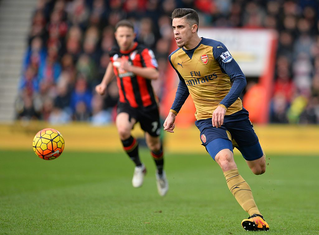 Arsenal boss Arsene Wenger tells Gabriel Paulista to learn English