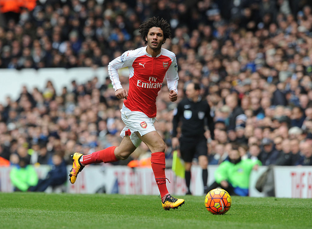 Mohamed Elneny says he's earned Arsenal first-team spot after Tottenham start