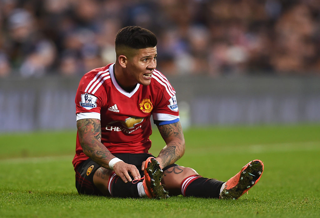 Manchester United to axe Marcos Rojo in transfer window as Red Devils plot busy summer