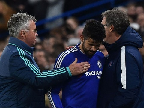 Chelsea boss Guus Hiddink claims there's a Diego Costa conspiracy
