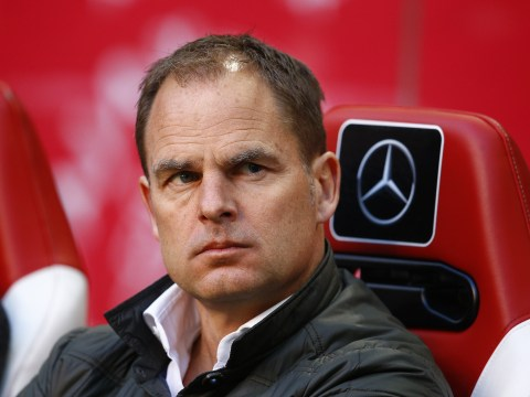 Why Ajax manager Frank de Boer is the man to replace Arsene Wenger at Arsenal