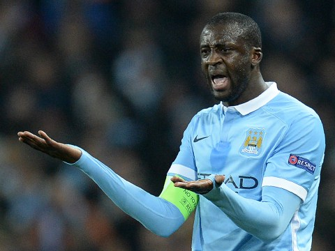 Arsenal should try and sign Manchester City's Yaya Toure in the summer transfer window