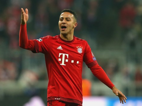 Pep Guardiola eyes Thiago Alcantara transfer for Manchester City