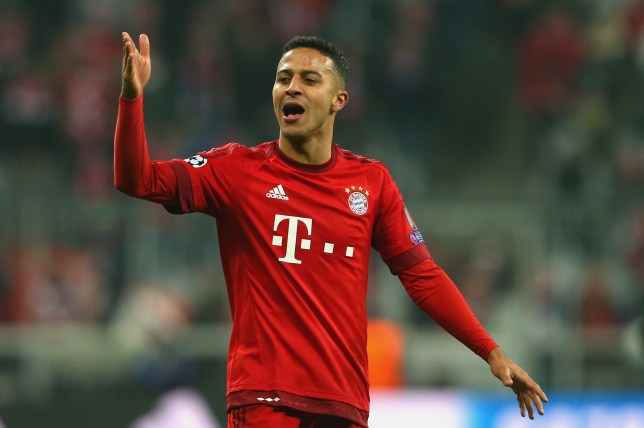Bayern Alcantara Guardiola Pep Eyed Thiago City Man By News News Metro Munich's Transfer ebdfacddfd|Could He Hold Commerce Value?