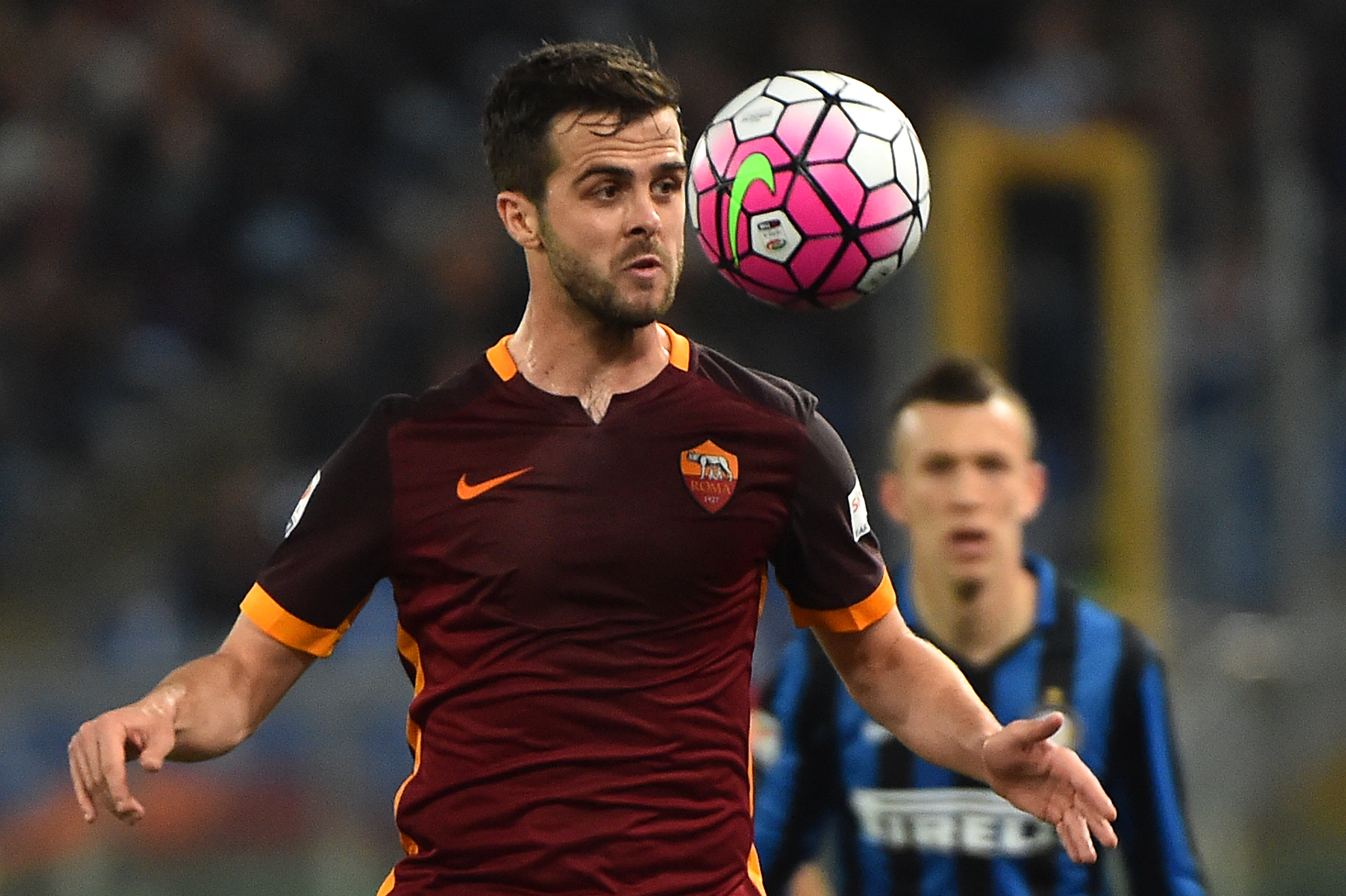 Manchester United and Chelsea target Miralem Pjanic admits he's open to summer transfer