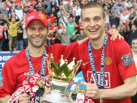 Nemanja Vidic backs Ryan Giggs to be next Manchester United manager