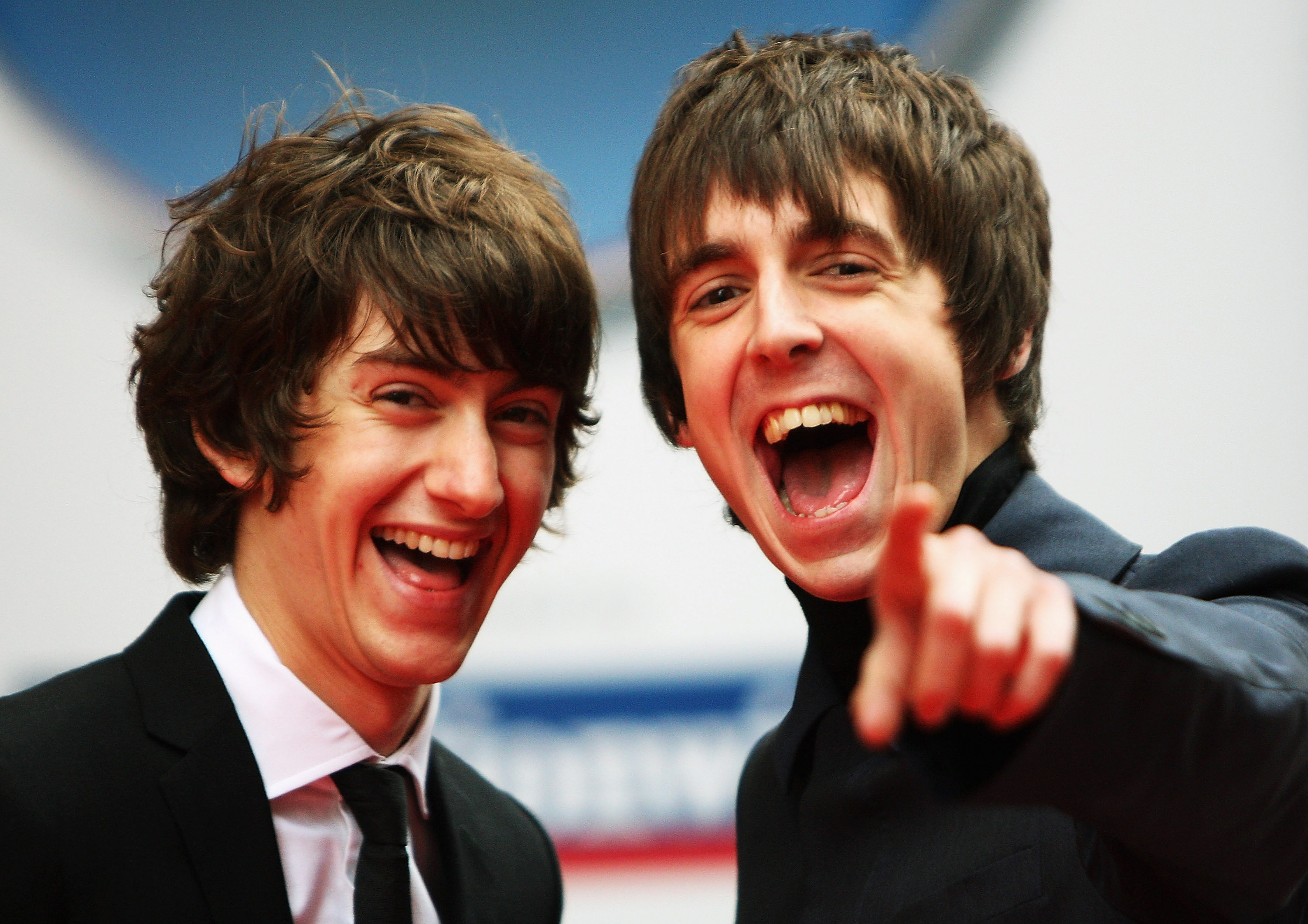 7 times The Last Shadow Puppets' Alex Turner and Miles Kane reached peak friendship goals