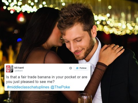 Twitter is using #MiddleClassChatUpLines to mock the middle class