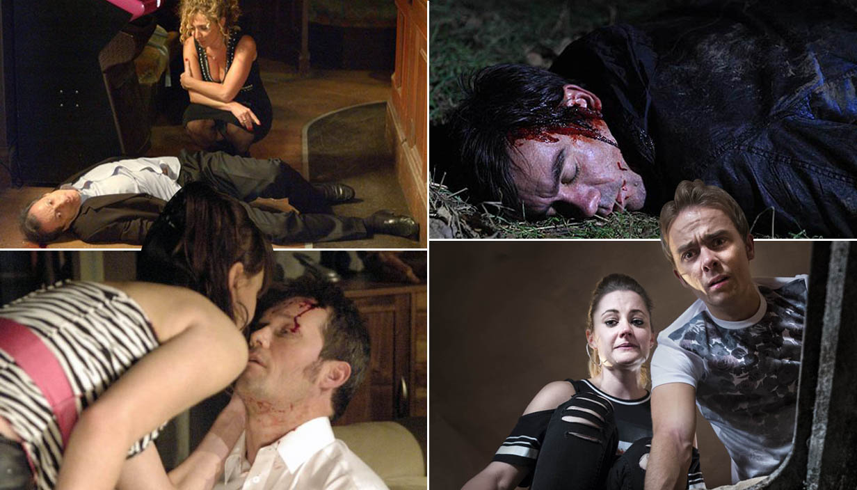 EastEnders, Corrie and Emmerdale: 13 times hitting someone on the head in a soap made things even worse
