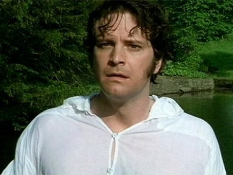 Colin Firth was told he was 'too ginger' to play Mr Darcy