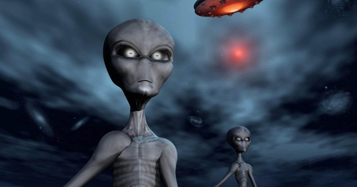 'Alien voice recorded by NASA's Mars Rover'