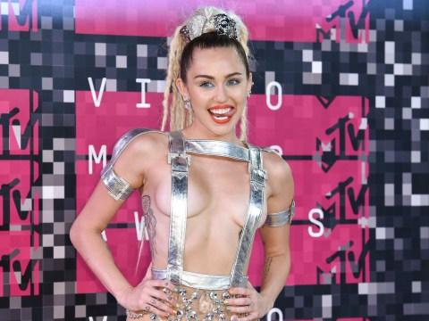 Miley Cyrus drops C-bomb as she wades into Kim Kardashian nude selfie debate