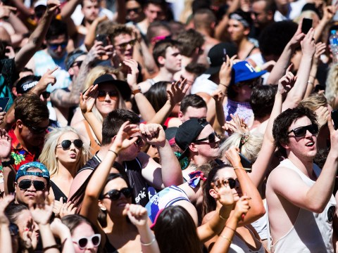 This music festival is backing on-site MDMA testing