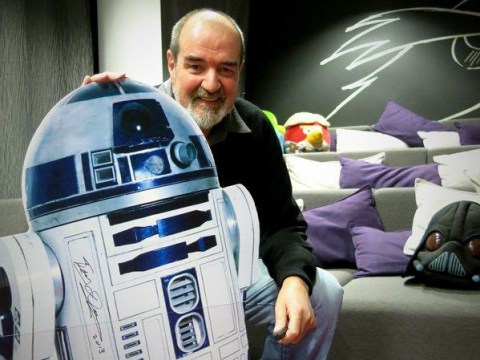 R2-D2 creator Tony Dyson has died at the age of 68