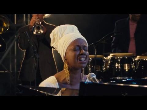 Nina Simone's daughter defends Zoe Saldana's casting in controversial film Nina