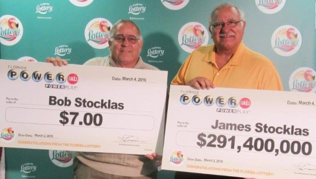 robert (Bob) Stocklas and James Stocklas