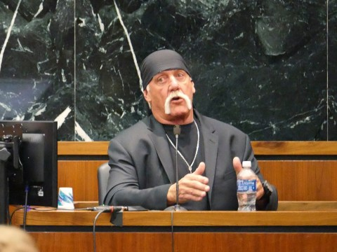 Hulk Hogan awarded £80million over sex tape leak on Gawker