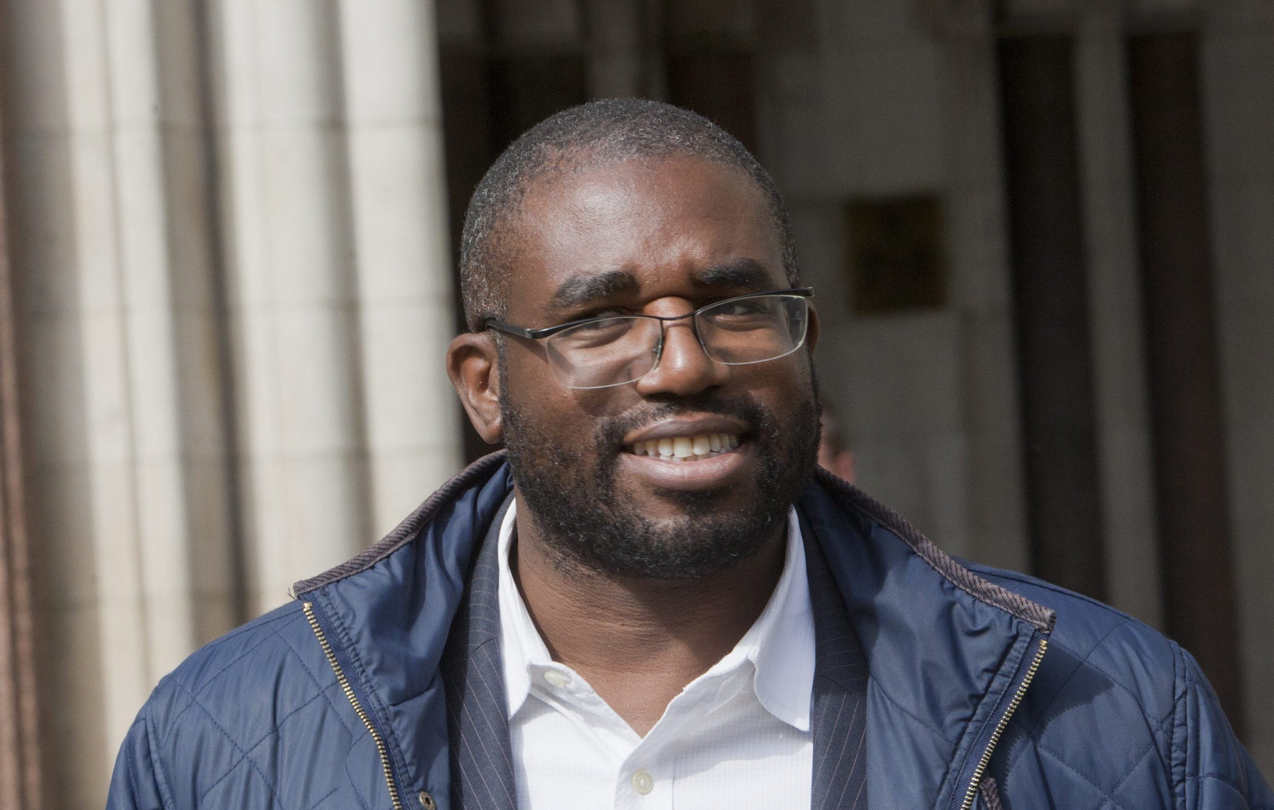 MP David Lammy fined over 35,000 nuisance calls about London Mayor election