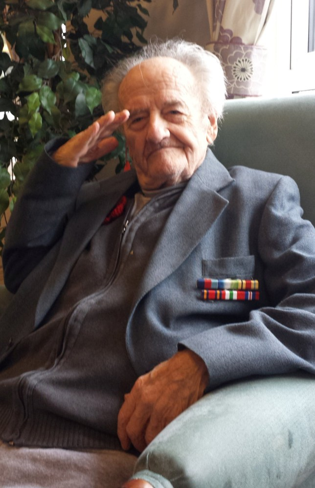 """Collect photo William Elcock . A woman claims she visited her 96-year-old father in hospital - only to find him curled up and covered in his own excrement. See Masons story MNCARE. Concerned Jo Belsey, 46, thought her elderly dad William John Elcock was dead after arriving at the Princess Alexandra Hospital in Harlow, Essex. She claims the war veteran, who is deaf and suffers from dementia, was dehydrated, alone and unhooked from the cannula, meaning he was not getting any fluids. """"There were loads of things ñ from finding dad covered in excrement all over his back to finding him dehydrated,"""" said Mrs Belsey. """"Three times we saw him and thought he was dead. The last time that happened my sister had to leave the room as she thought she was going to be sick, it was heartbreaking to see. """"He would be left naked and was scrunched up in a ball on the bed and you could see the excrement all over him.  """"They showed him no respect or dignity and there is no excuse for that.""""Mr Elcock was admitted to Princess Alexandra Hospital in Harlow, Essex, on February 6 after falling ill at Belmont View Care Home in Hoddesdon, Herts.Despite initially being told there were no beds, he was eventually wheeled away to a ward where he was cared for over four weeks. But after visiting him, Mrs Belsey, a mum-of-two, described the standard of care as """"disgusting""""."""